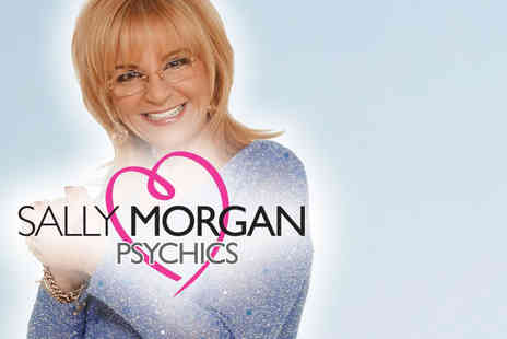 All Star Psychics - Psychic reading via email with Sally Morgans Psychic Team - Save 50%