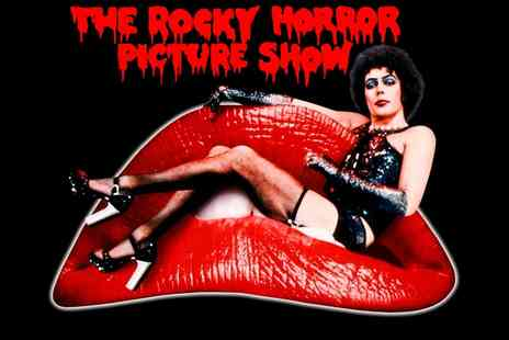 BIG One Productions - Single ticket and prop bag for a Rocky Horror Picture Show theme night - Save 50%