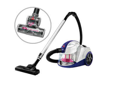 Chums - 1000w Bissell Cleanview power cylinder vacuum cleaner suck it - Save 59%