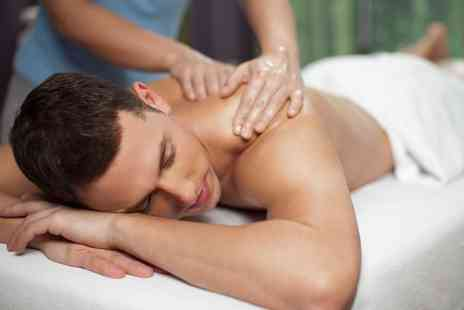 LightHearts UK - Choice of 30 Minute or One Hour Massage - Save 44%