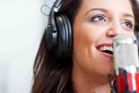 The Great Windmill Studio - One, Two or Five 30 Minute Singing Lessons - Save 60%