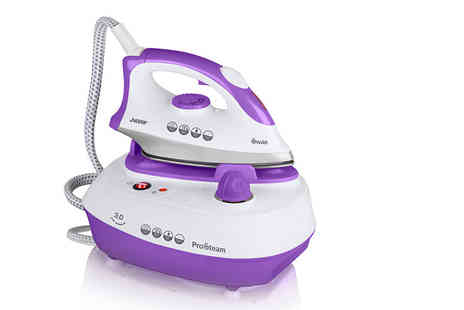 Swan Products - A 2400w Swan pressurised generator steam iron - Save 80%