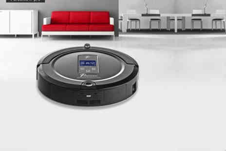 Darton Global - MyGenie Xseries robot vacuum cleaner - Save 76%