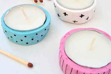 Midas Touch Crafts - Two hour ceramic product making workshop for one  - Save 81%