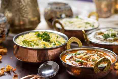 Tikka Masala Walkley - Two Course Indian Meal for Two, Four or Six  - Save 43%