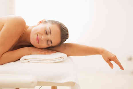 Nude Nail And Beauty Bar - 60 minute full body massage - Save 58%