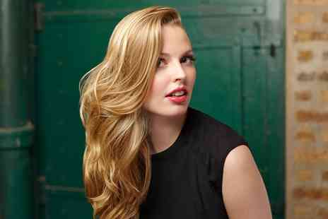 Francis & Ashley Hairdressing - BlowDry with Either Full Head of Colour or Roots Re Touch - Save 50%