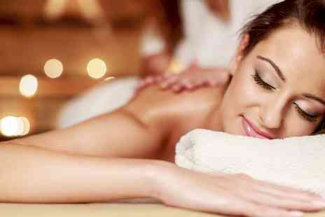 V8skin - Full Body Exfoliation Treatment with a Full Body Spray Tan for One or Two - Save 53%