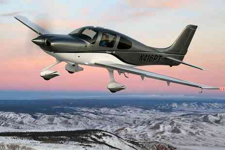 Eden Flight Training - 60 Minute Flight Experience For Up to Three - Save 46%