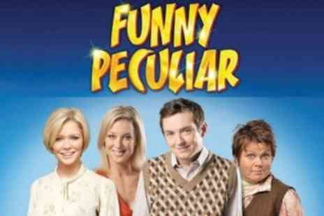 Funny Peculiar - Top Price Ticket to Funny Peculiar - Save 50%