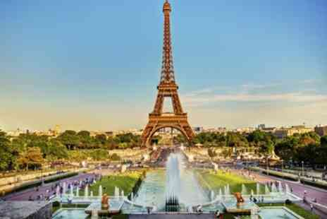 Premium Tours - Paris Day Trip up the Eiffel Tower and Lunch for a Child or Adult  - Save 20%