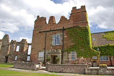 Tutbury Castle - Entry for two to the Best of British Family Fun Weekend  - Save 60%