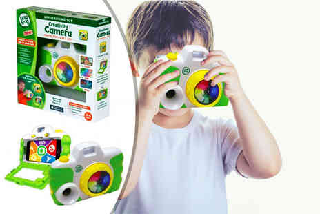 Linen Ideas - Kids leap frog creative camera - Save 52%