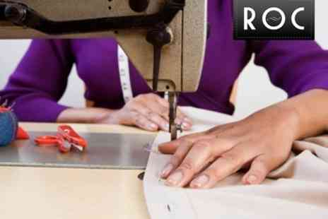 Roxie Odel Couture - Three Hour Introductory Sewing Class - Save 58%