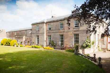 Marshall Meadows Country House Hotel - Northumberland Stay For Two With Breakfast With Option for Dinner And Tea  - Save 0%