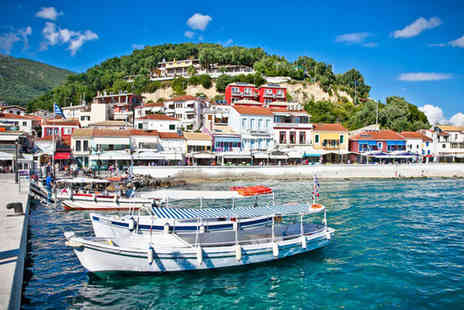 Sivota Seascape - Four Star 10 nights Stay in a Sea View Suite - Save 67%