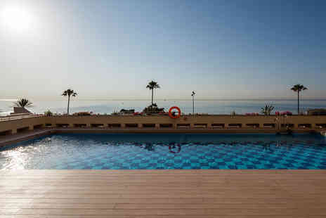 Ilunion Fuengirola - Four Star 3 nights Stay in a Standard Room - Save 70%