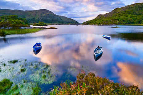 Self Drive Ireland Tour - Four Star 1 night Accommodation in Dublin Louis Fitzgerald Hotel or similar - Save 0%
