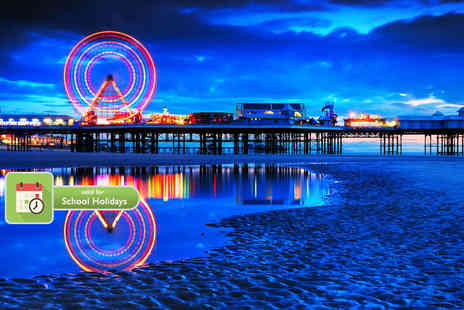 Derwent Hotel - Two, Three or Four night Blackpool break and breakfast - Save 59%