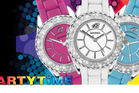 Sekonda Watches - £19 for a choice of women's Sekonda watches worth up to £34.99 - Save 46%