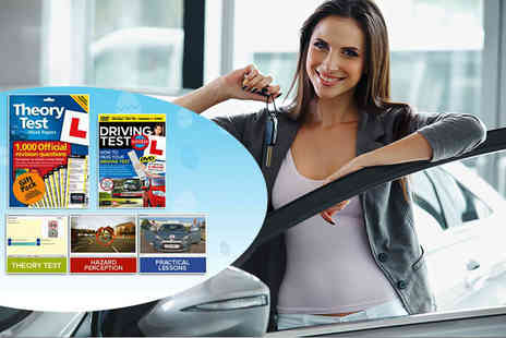 eOutlet - Driving test gift pack soothe those pre test nerves and Delivery Included - Save 76%