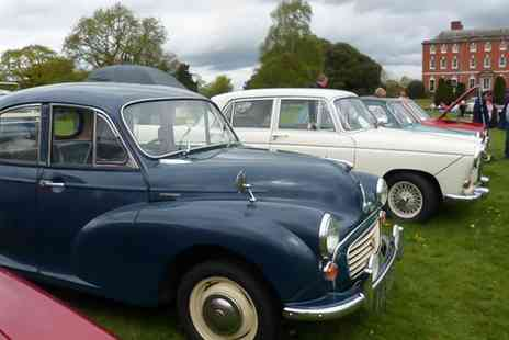 Gemini Events - Classic Motor Show Entry for Two or a Family of Five on 1 May - Save 38%