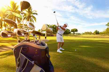 Paul Roberts Golf Centre - One or Two PGA Golf Lessons for One or Two PGA Golf Lessons for Two - Save 55%