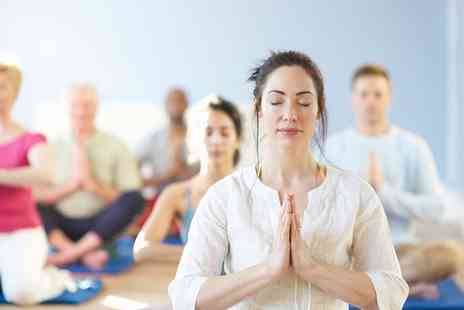 Reve Therapy - Five Yoga Classes - Save 0%