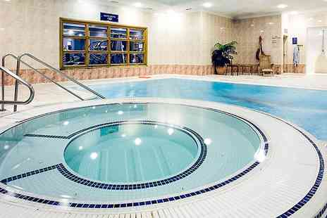 Mercure Bristol Grand Hotel - Three Leisure Club Day Passes with an Optional Personal Training Session - Save 78%