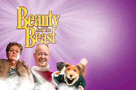 Anton Benson Productions - Ticket to Beauty & The Beast Easter panto  - Save 42%