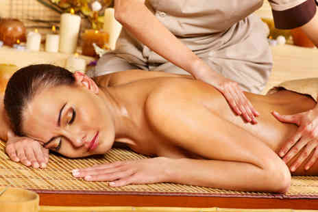 The Spa at La Mon - Pamper package including a stress relief back massage and Elemis booster facial - Save 35%