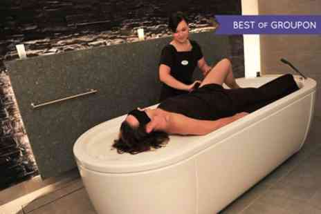 Imagine Health and Spa - Spa Entry, Serail Mud Chamber Treatment and Bubbly for One or Two - Save 0%