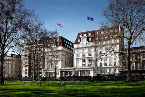 Sheraton London Park Lane - Five Star 3 nights Stay in a Superior Double Room - Save 58%