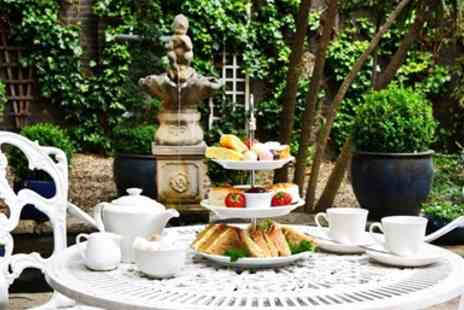 RW Gover Street - Afternoon Tea - Save 38%
