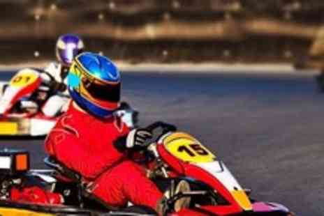 Kurburgring - 20 minutes of indoor go karting including safety briefing and all equipment hire - Save 60%