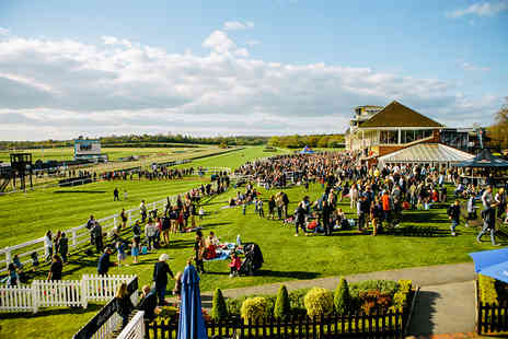 Lingfield Park Resort - Two premier tickets to Lingfield Races including live music and a bottle of Prosecco  - Save 44%