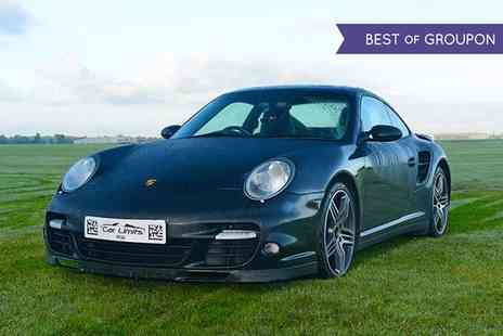 Experience Limits - Three or Six Lap Porsche 911 Turbo Experience - Save 0%