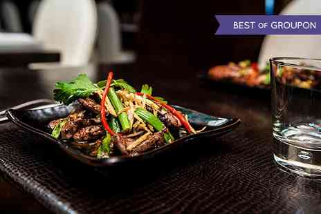 The Crazy Bear - Thai Chefs Recommendations 2 or 3 Courses, Champagne and Wine - Save 61%