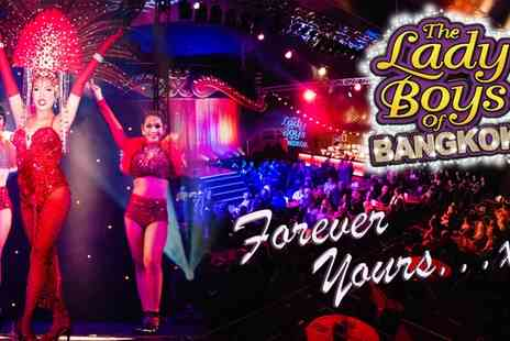 Ladyboys of Bangkok - Ladyboys of Bangkok Premium Thai Experience Ticket with Meal on 18 May to 8 June - Save 43%