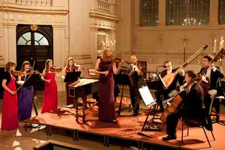 CMG Promotions - London Concertante Vivaldis The Four Seasons on 22 may - Save 40%