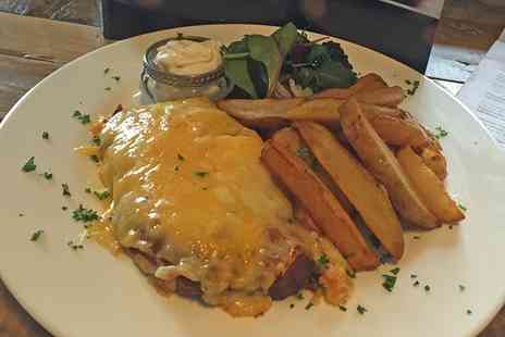 The Hambletonian - Blackwells Chicken Parmesan for Two - Save 44%