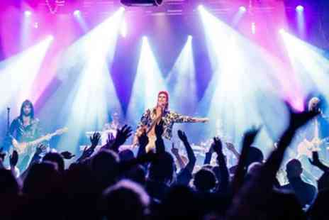 VMS Live 2011 - Absolute Bowie Two Unreserved Seating Tickets, 18 June - Save 38%