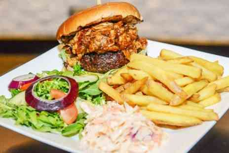 Carters Coventry - Burger Meal and Drink for Two or Four - Save 44%