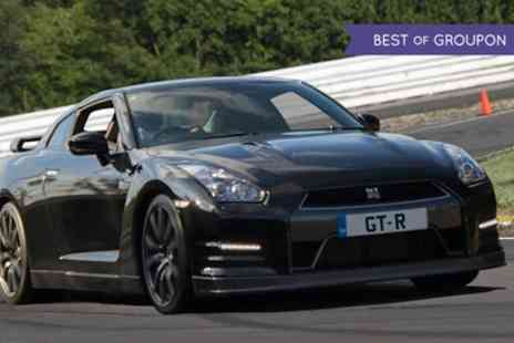 Experience Limits - Three- or Six Lap Nissan GTR Experience - Save 0%