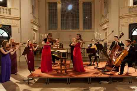 CMG Promotions - London Concertante Vivaldi Four Seasons on  21 May - Save 43%