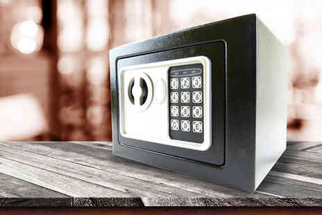 Megastore 247 - High Security Electronic Safe - Save 0%