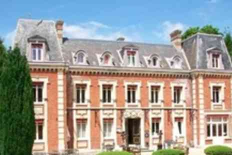Chateau Corneille - In Normandy Three Night Stay For Two With Breakfast and Welcome Basket - Save 51%