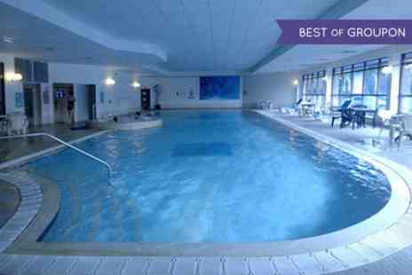 The Green Hotel  - One or Two Nights For Two With Dinner Credit and Leisure Access - Save 0%