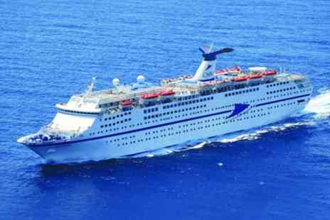 Cruise and Maritime Voyages - One Night Cruise With Full Board, Coach Entertainment and Leisure Facilities - Save 0%
