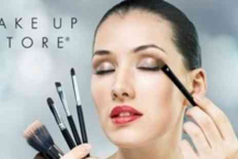 Make Up Store - Three Hour Make Up Lesson Plus Sparkling Nail Varnish - Save 61%